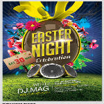 Easter Flyer Template thumb