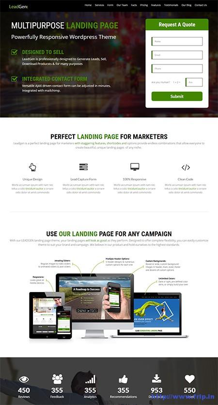Как сделать дизайн сайта на вордпресс